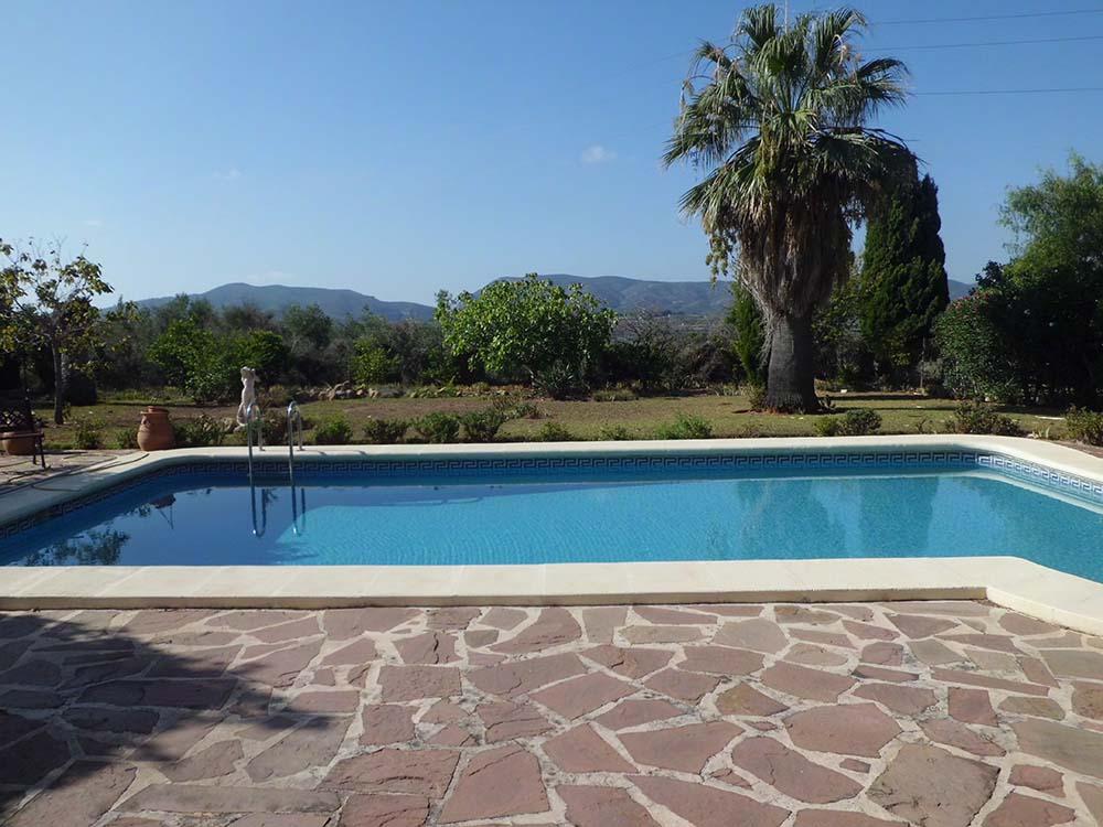 ferienhaus mit privat pool in javea montgo costa blanca spanien ferienhaus casa burro. Black Bedroom Furniture Sets. Home Design Ideas